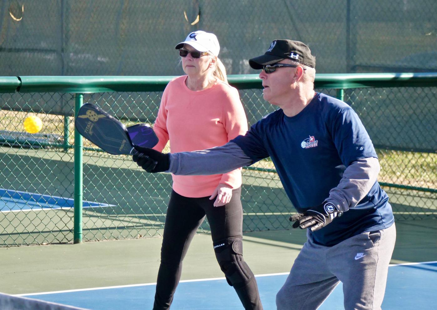 Athletes getting back on the courts