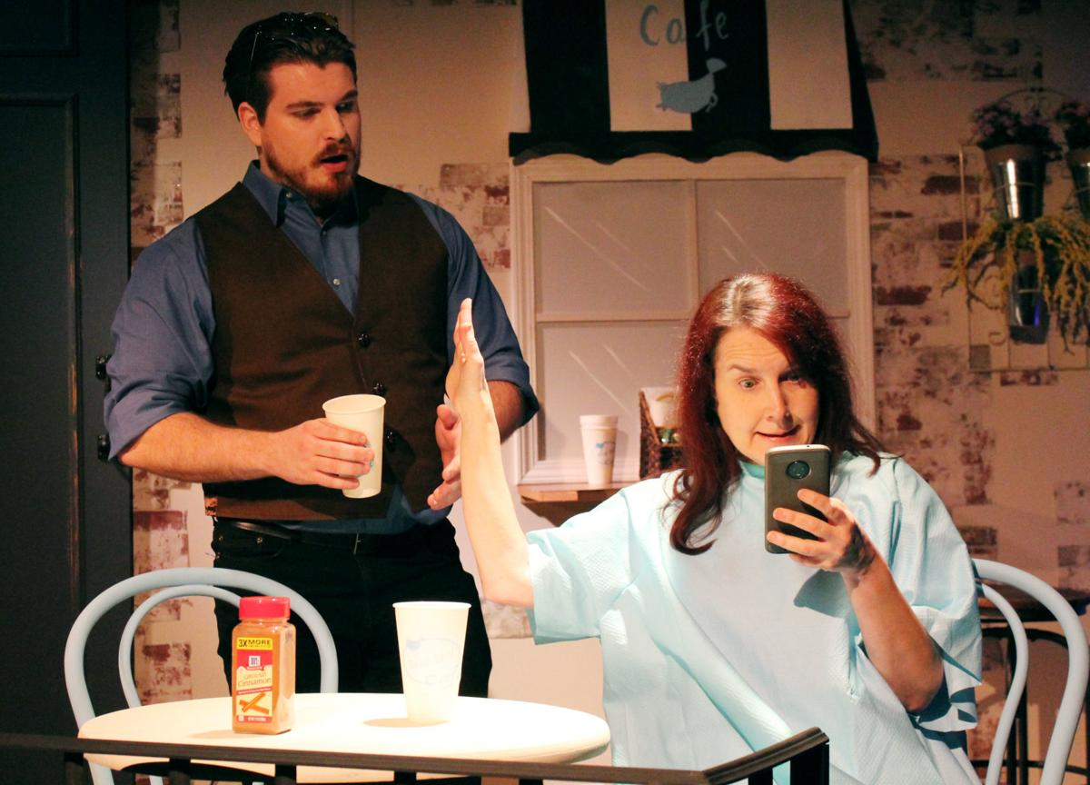 Players gear up for 'The Tin Woman'