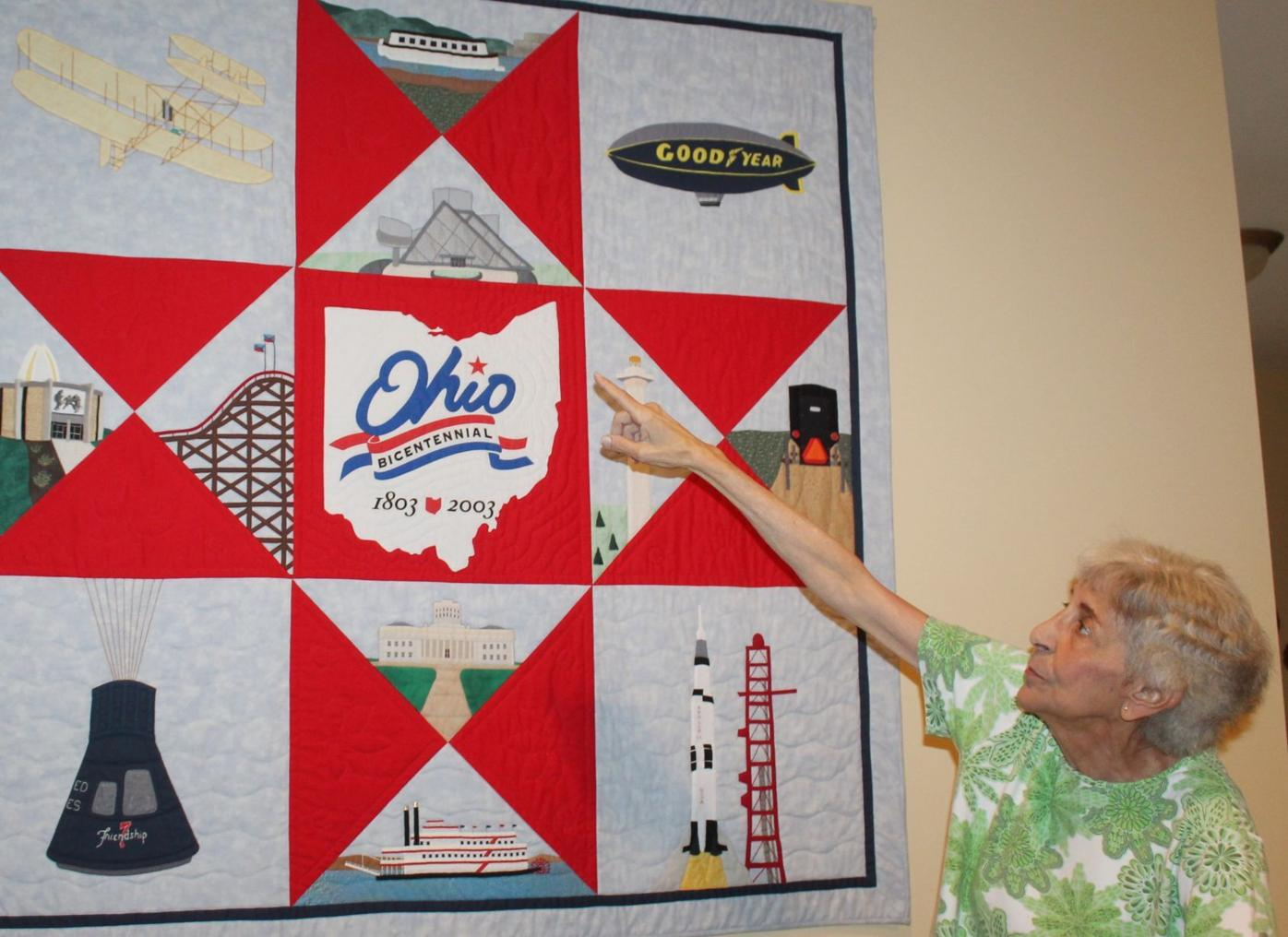 Special Sept. 11 quilt home in FDNY