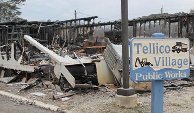 POA reviews Public Works fire damage