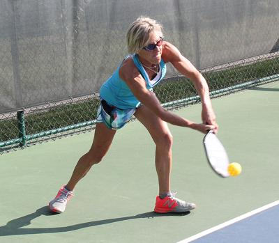Pickleball tourney brings strong turnout