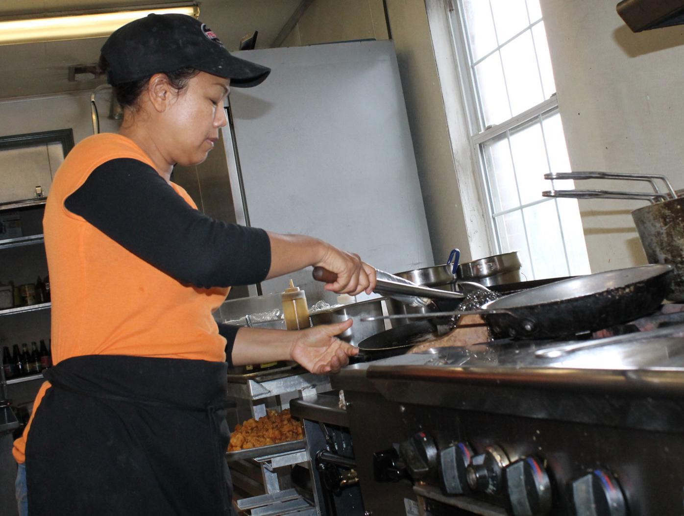 Asian cuisine lands in the Village