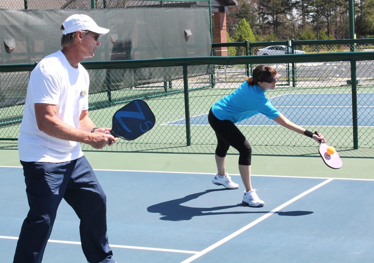 Extending pickleball's reach