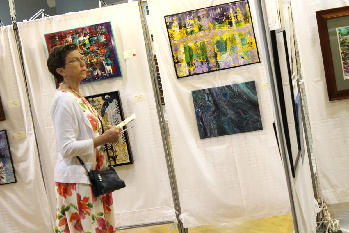 Villager creativity on display