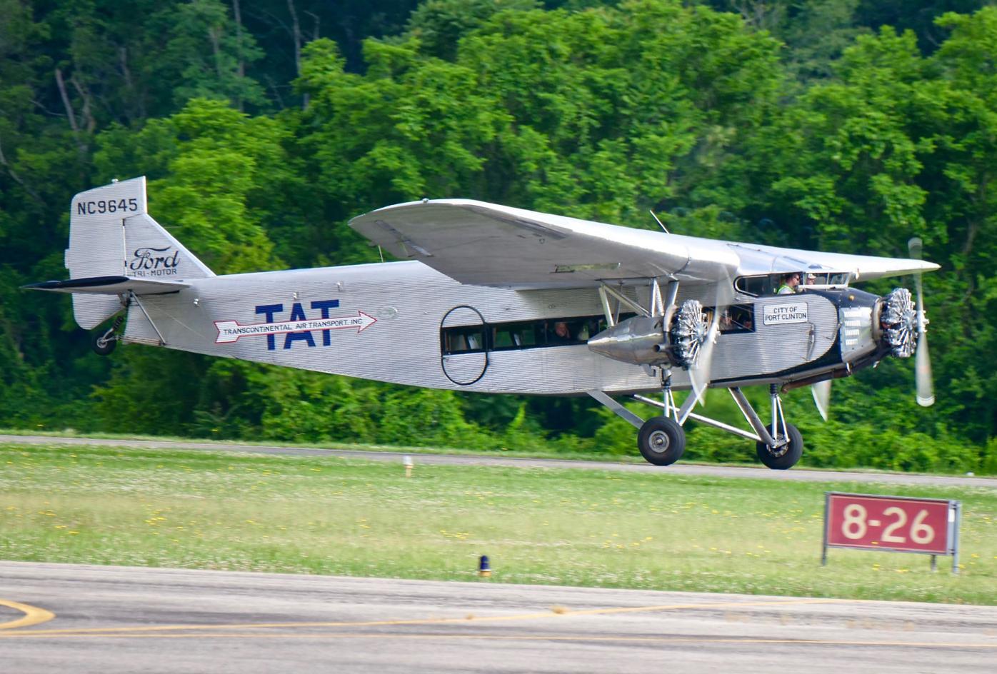 Village aviators having 'plane' fun