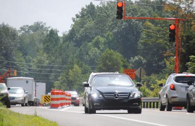 Parkway bridges undergoing repairs