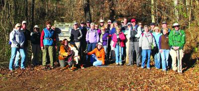 Club introduces Tellico Village hikers to new people, places