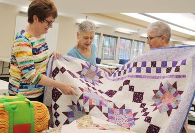 Quilters will mark 25th anniversary