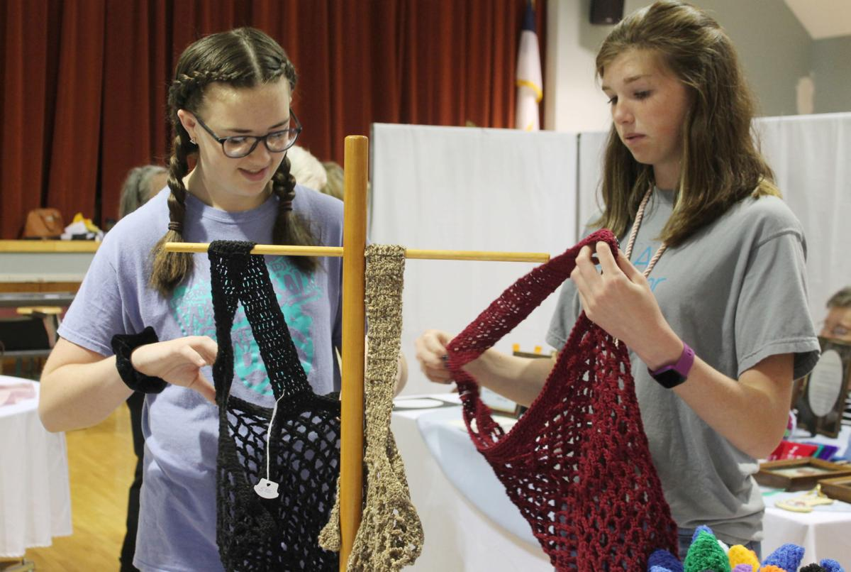 Spring sale benefits charities