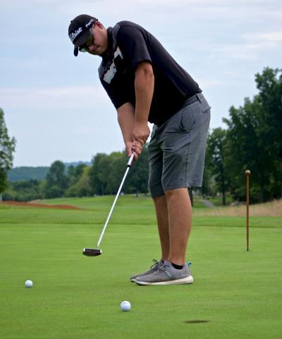 Kahite golf pro following a dream