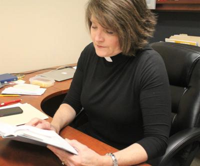 Pastoring became her 'midlife crisis'