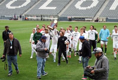 Ridgway boys State Soccer Champs