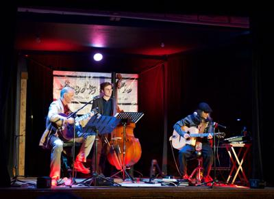 The Gypsy Jazz Social Club