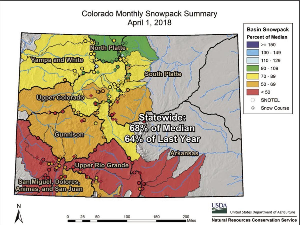 Officials outline drought impacts | News | telluridenews.com