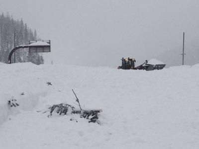 Winter hits area hard | News | telluridenews com