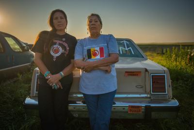 Native activism course
