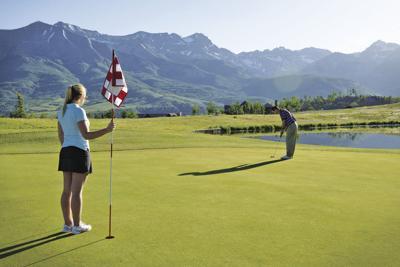 Telski golf
