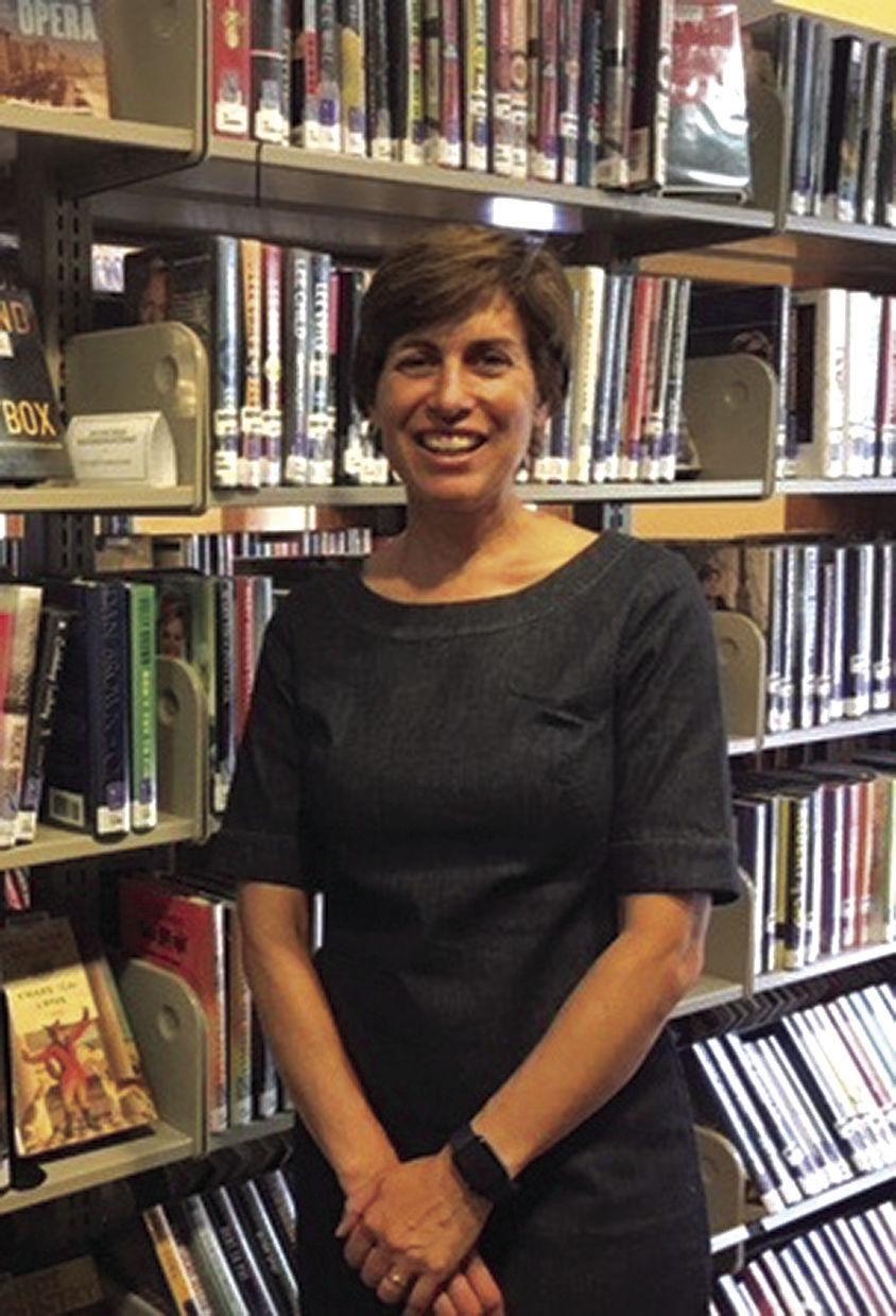 Sarah Landeryou