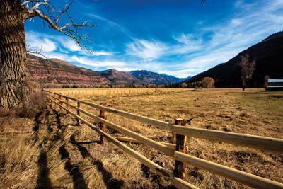 The Roberts-Parish ranching property