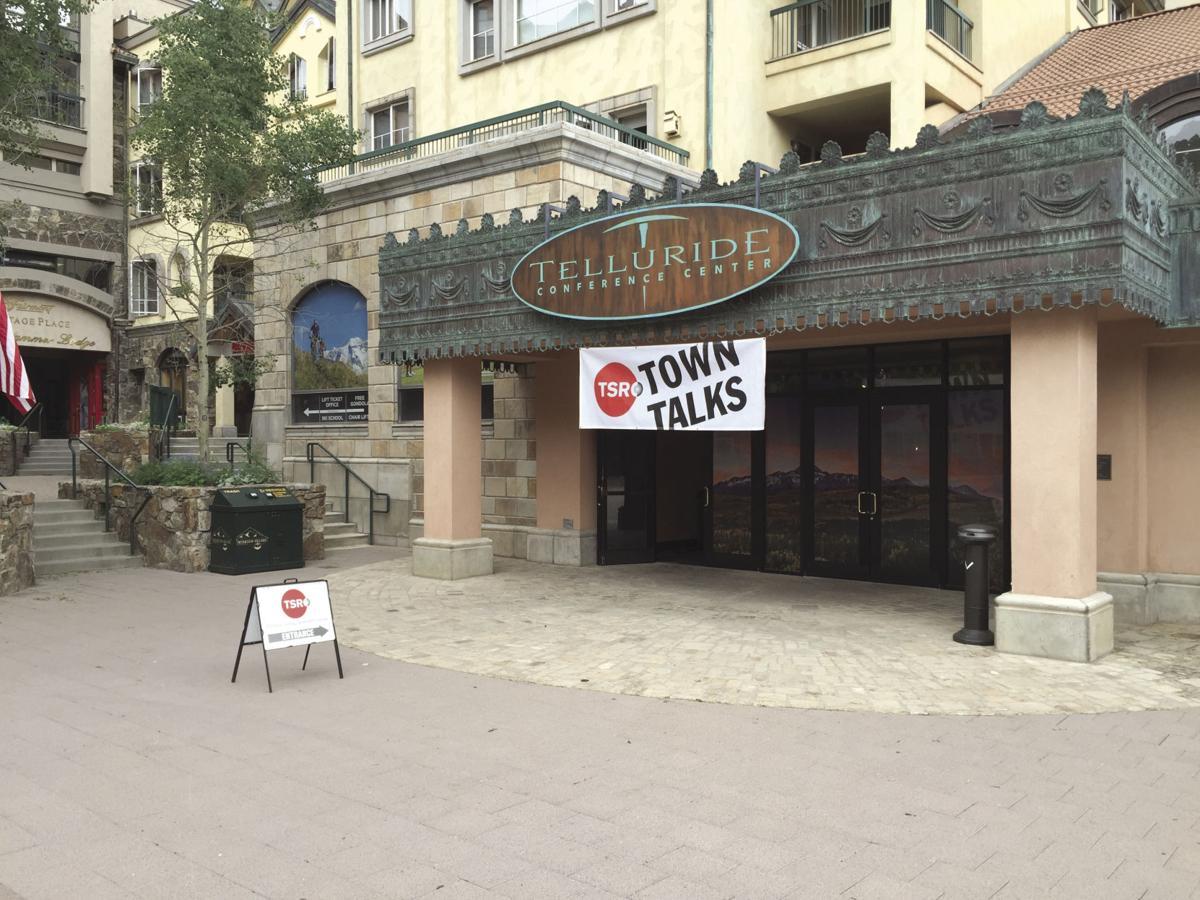 TSRC Town Talks