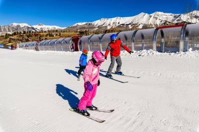 Ski pass pricing