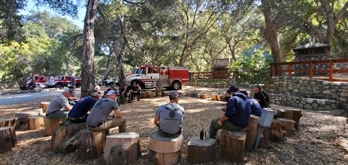 Telluride firefighters head to California