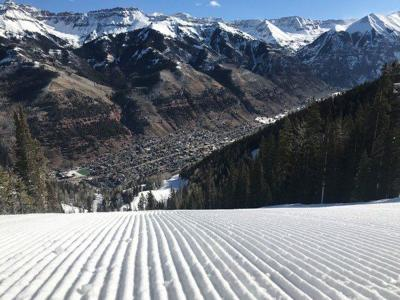 Holiday ski update