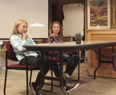 Telluride Mountain School students