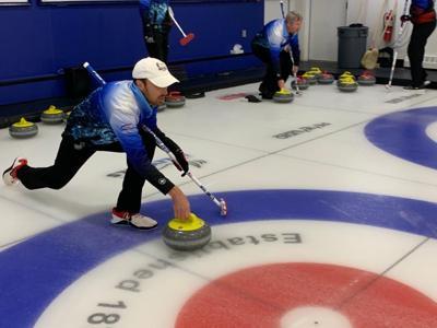 Curling in Canada