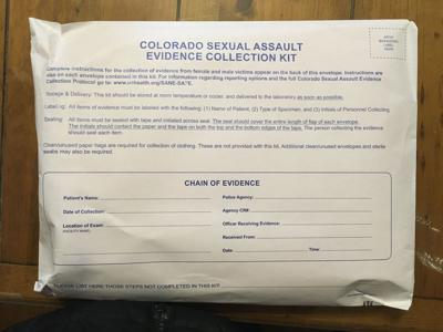 Sexual assault kits