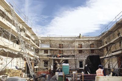 Transfer Warehouse restoration