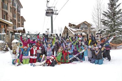International Women's Ski & Snowboard Day
