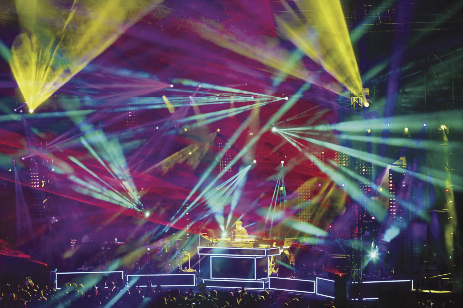 Pretty Lights, Aka Derek Vincent Smith, Plays A Two Day Concert In  Telluride Friday And Saturday. [Courtesy Photo/Krystle Blackburn]