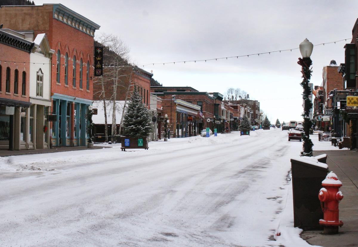 New snow arrives for Christmas, just barely | News | telluridenews.com