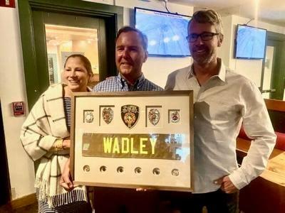 Wadley retire
