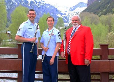 USAF Academy band