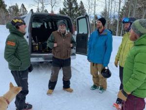 TBCA seeks Volunteer Teton Backcountry Ambassadors