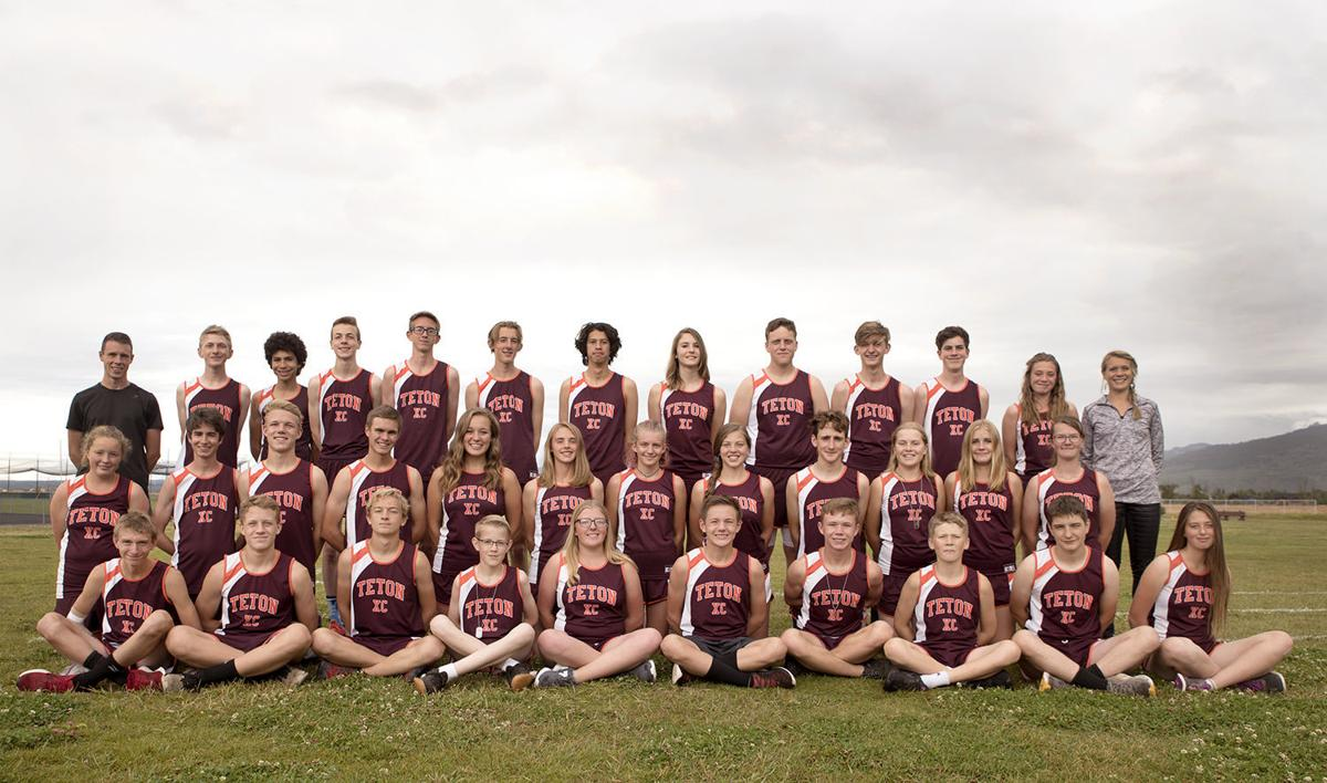THS cross country
