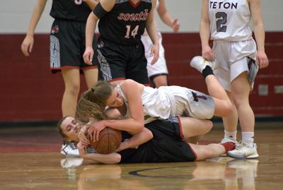 Teton girls basketball
