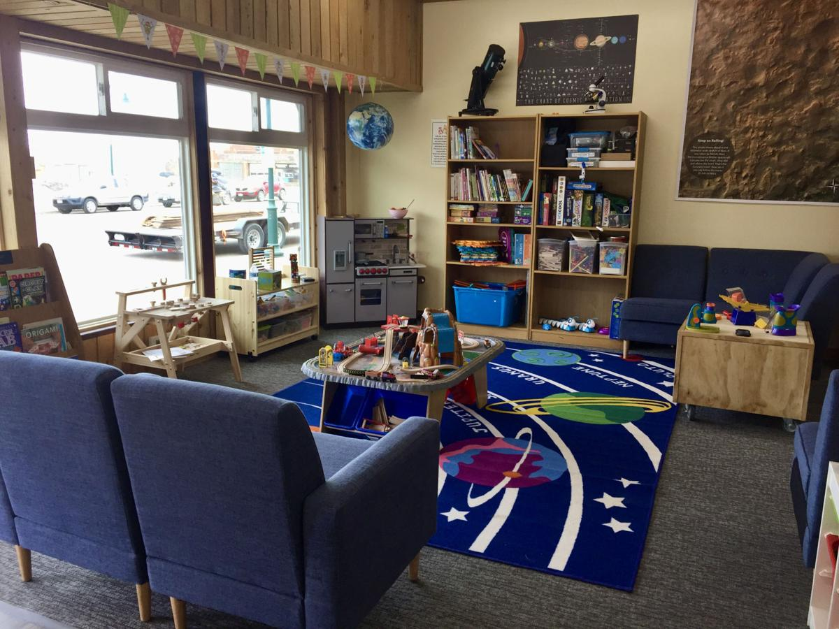 Maker Space Toddler Zone