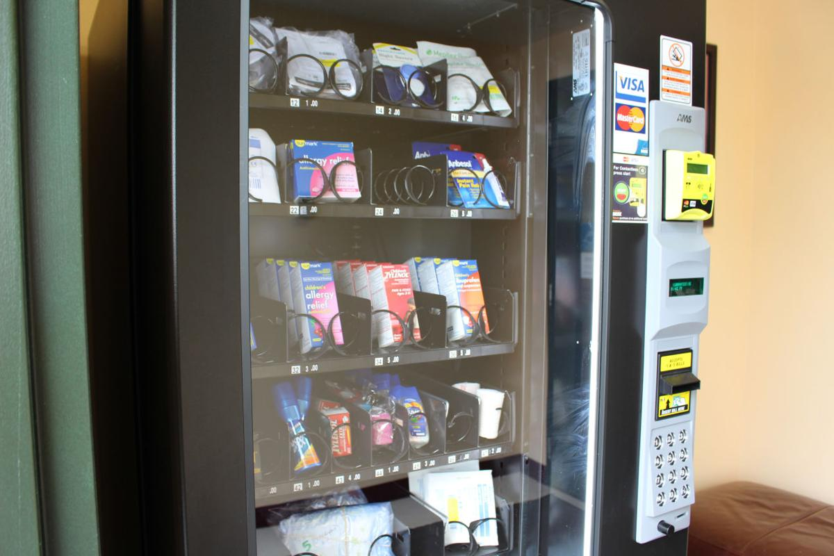 Medical Vending Machine Now Available News