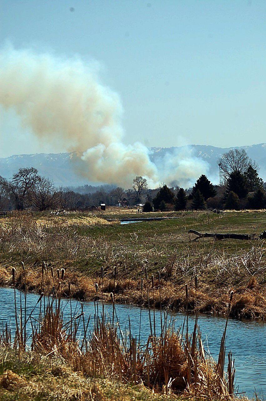 Lavaside fire Thursday morning