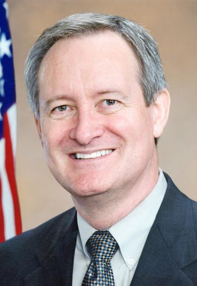 U.S. Sen. Mike Crapo, R-Idaho