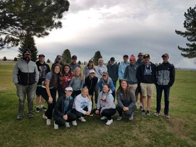 THS golf team