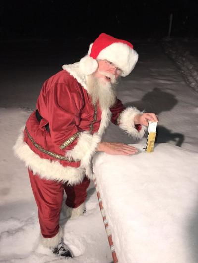Santa Weather