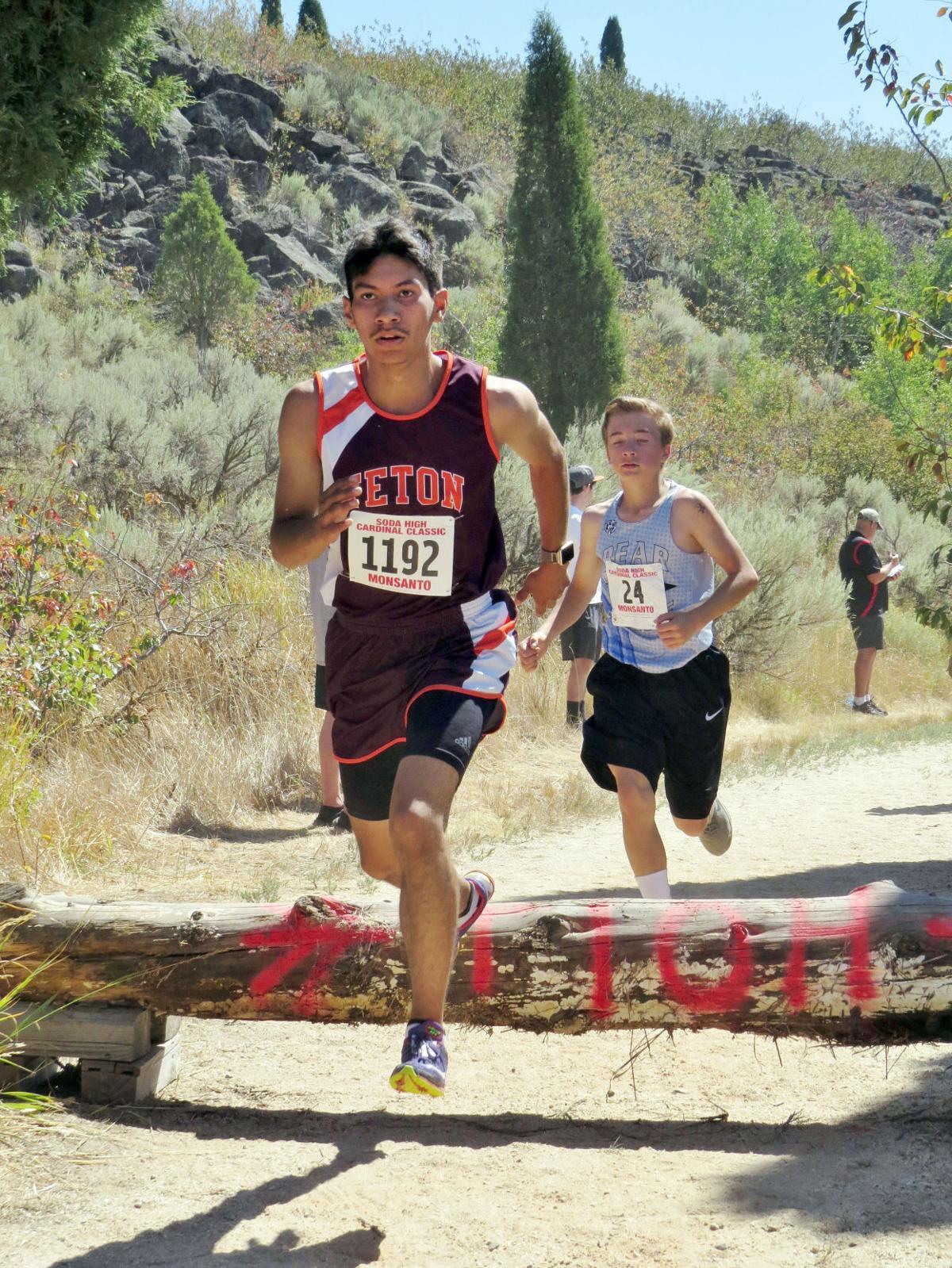Teton stretches its legs at Cardinal Classic