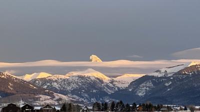 February Mountains