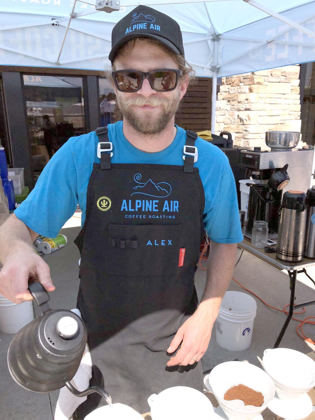 Alpine Air Coffee