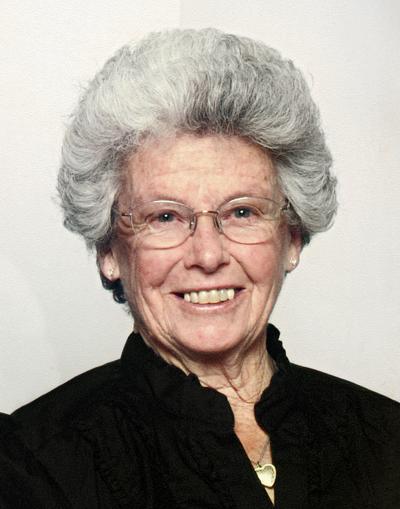 Barbara Mae Dewey Hill