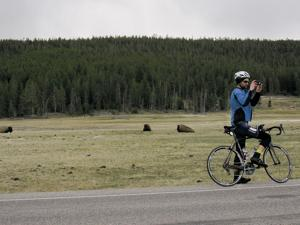 Yellowstone National Park closes South Entrance to spring biking